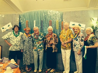 st andrews estates luau