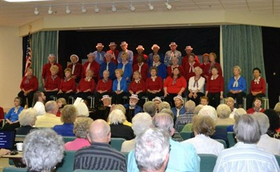Indian River Estates local Choral Group