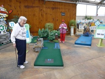 Lima Estates Mini Golf