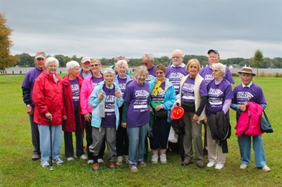 Alzheimer's Walks