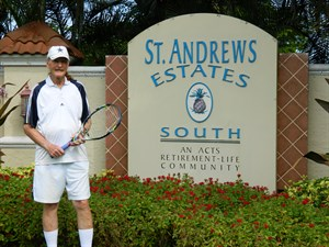 tennis st. andrews estates