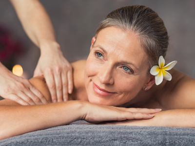 Healthy Aging with Massage Therapy