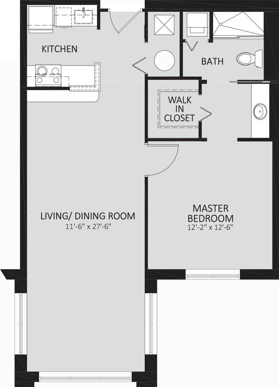 Freedom One Bedroom Traditional.png