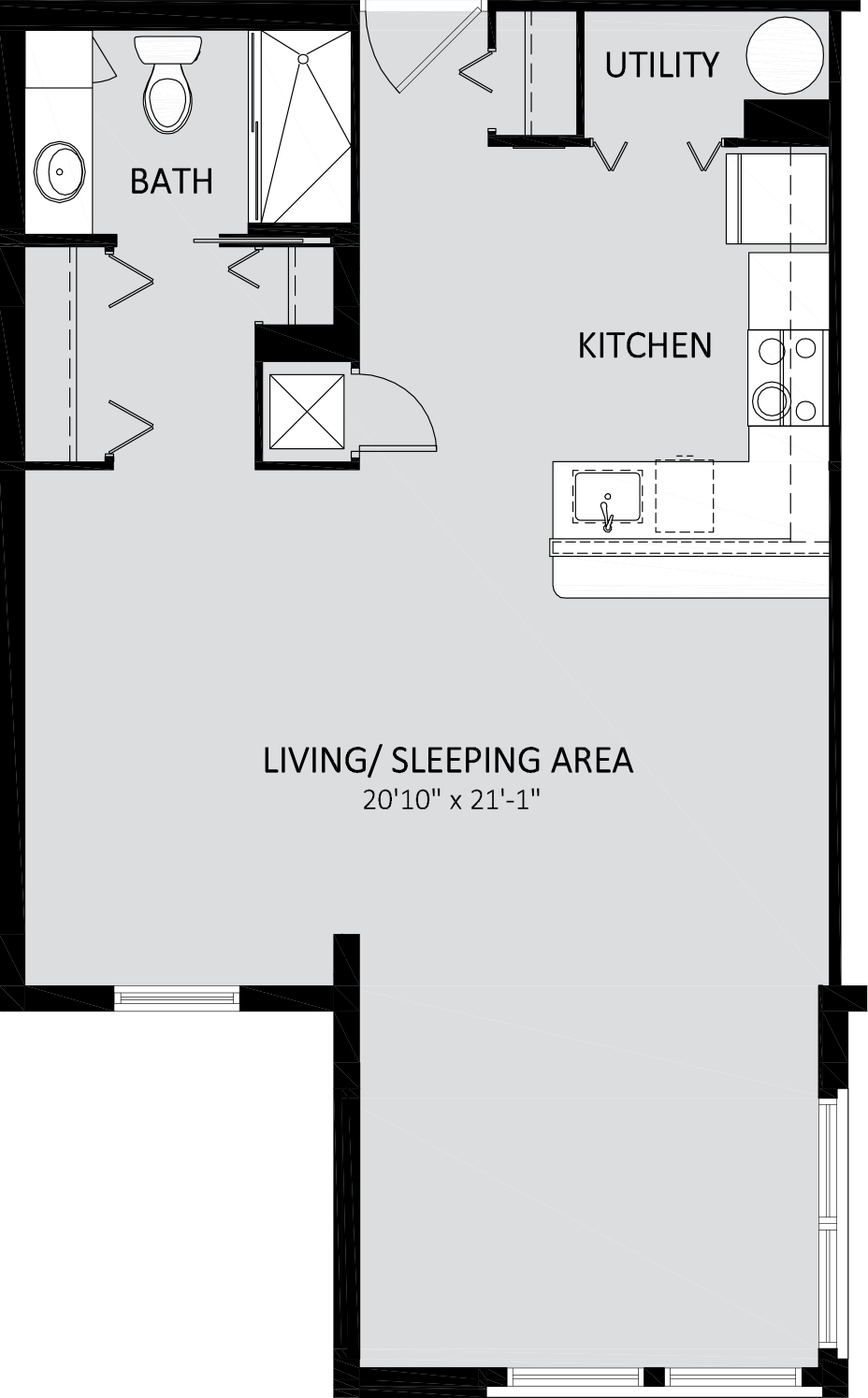 Coral Reef I Contemporary One Bedroom 639 Sq Ft.png