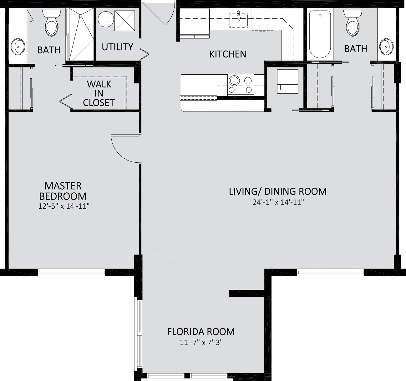 Ocean Breeze Contemporary One Bedroom w Great Room A Building 1025 Sq Ft.png