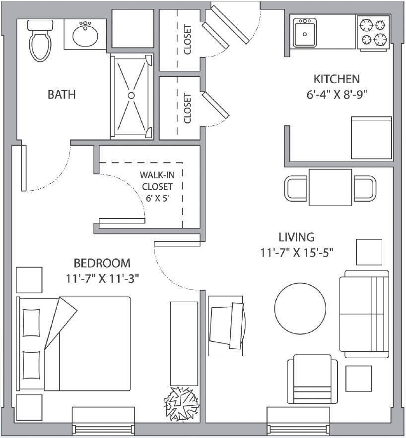 FH Uplands One BEdroom 620 Sq Ft.png