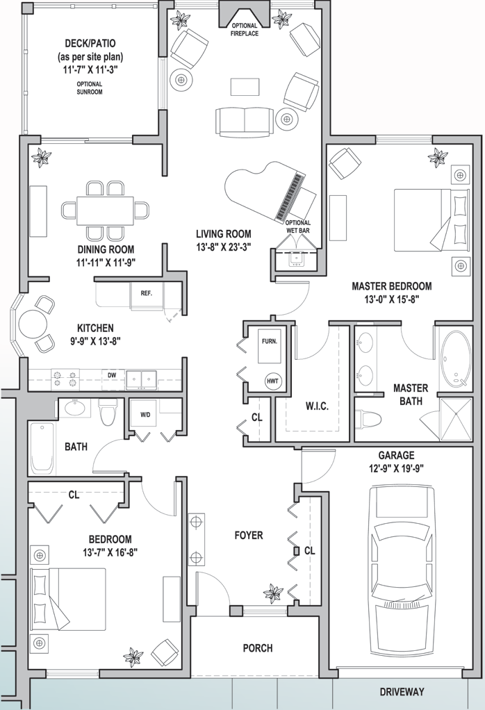 FH Villas Conifer Way Two Bedroom 1832 Sq Ft.png