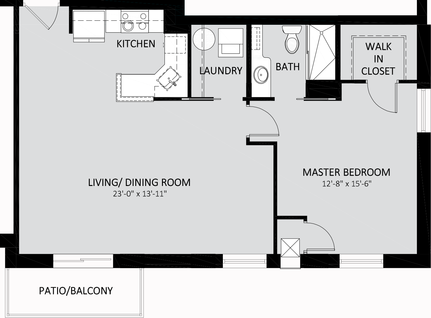 GE Independence II Contemporary One Bedroom-Great Room 770 Sq Ft.png