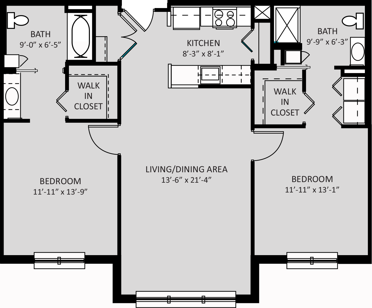 GE Liberty Traditional Two Bedroom 1035 Sq Ft.png