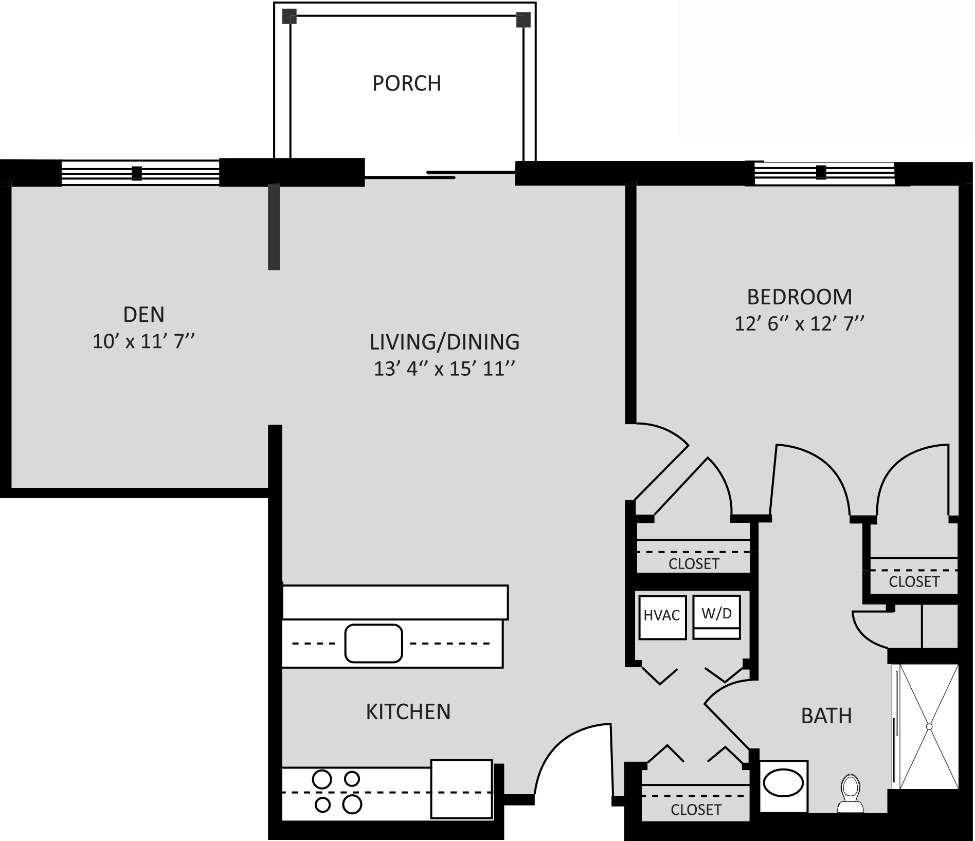 HP Tred Avon One Bedroom-Den 825 Sq Ft.png
