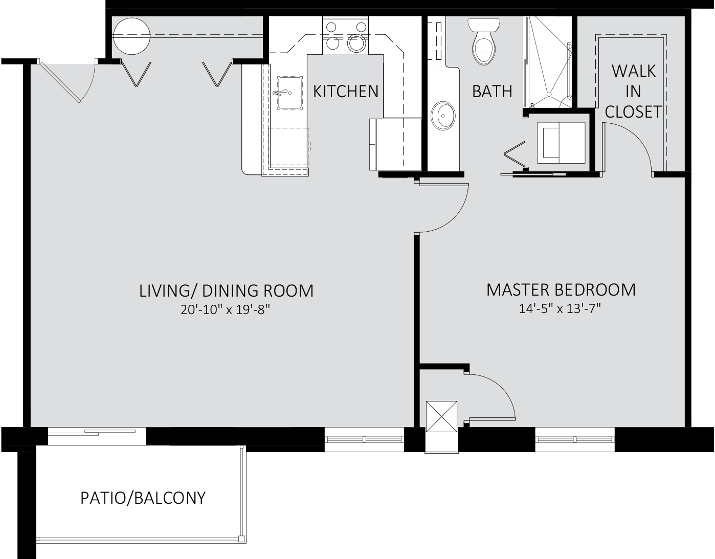 NFE Independence I Contemporary One Bedroom-Great Room 778 Sq Ft.png