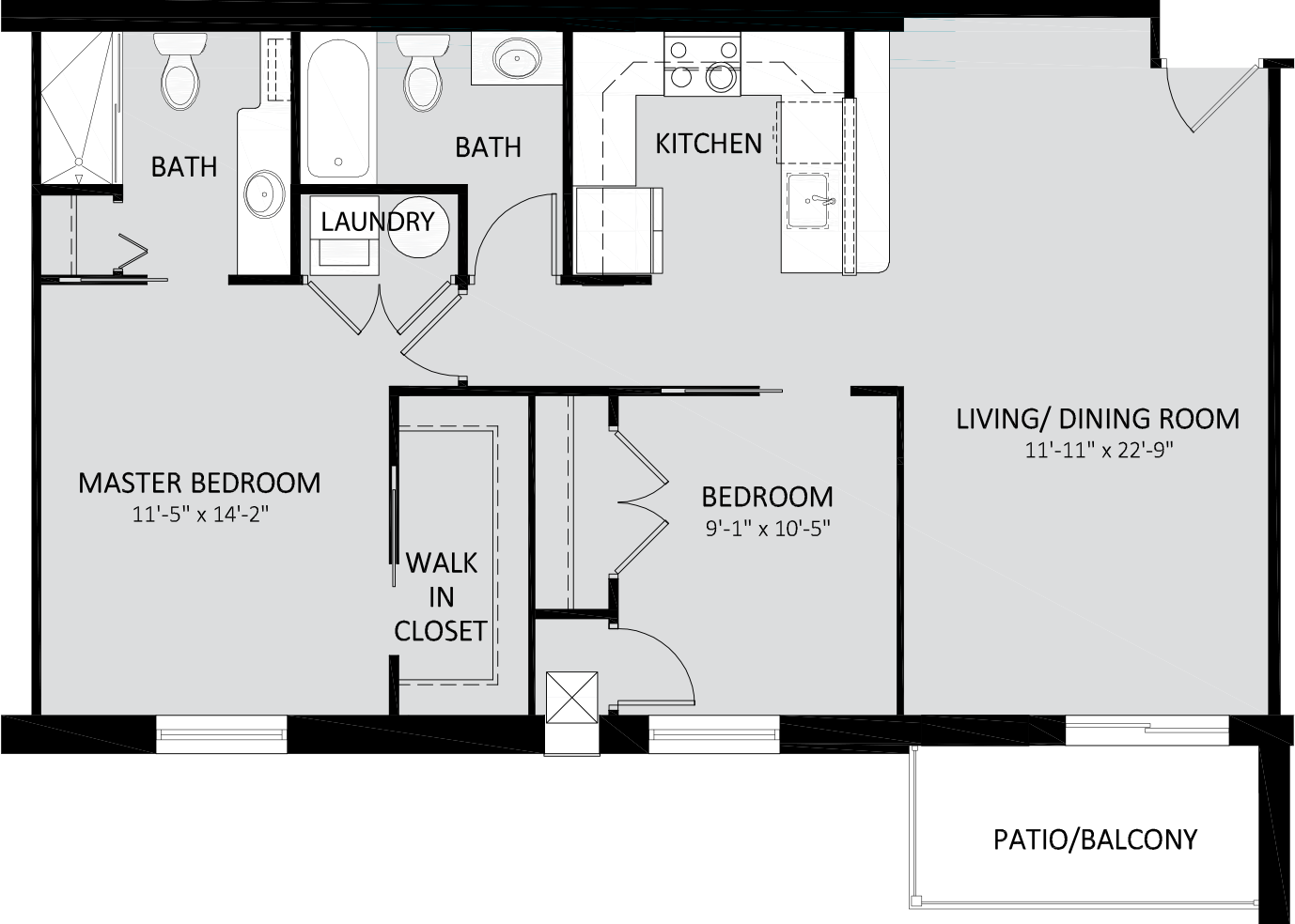 NFE Independence II Traditional Two Bedroom 894 Sq Ft.png