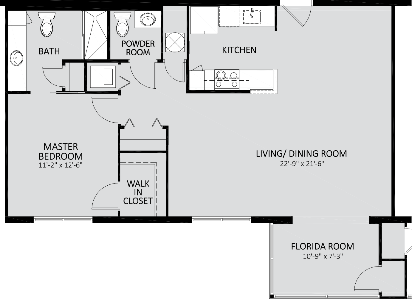 SAE Ocean Breeze GHJKL Contemporary One Bedroom-Great Room 923 Sq Ft.png