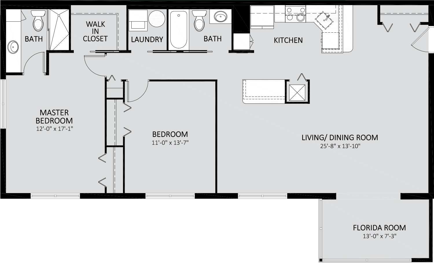 SAE Seashell Contemporary Two Bedroom-Great Room 1270 Sq Ft.png