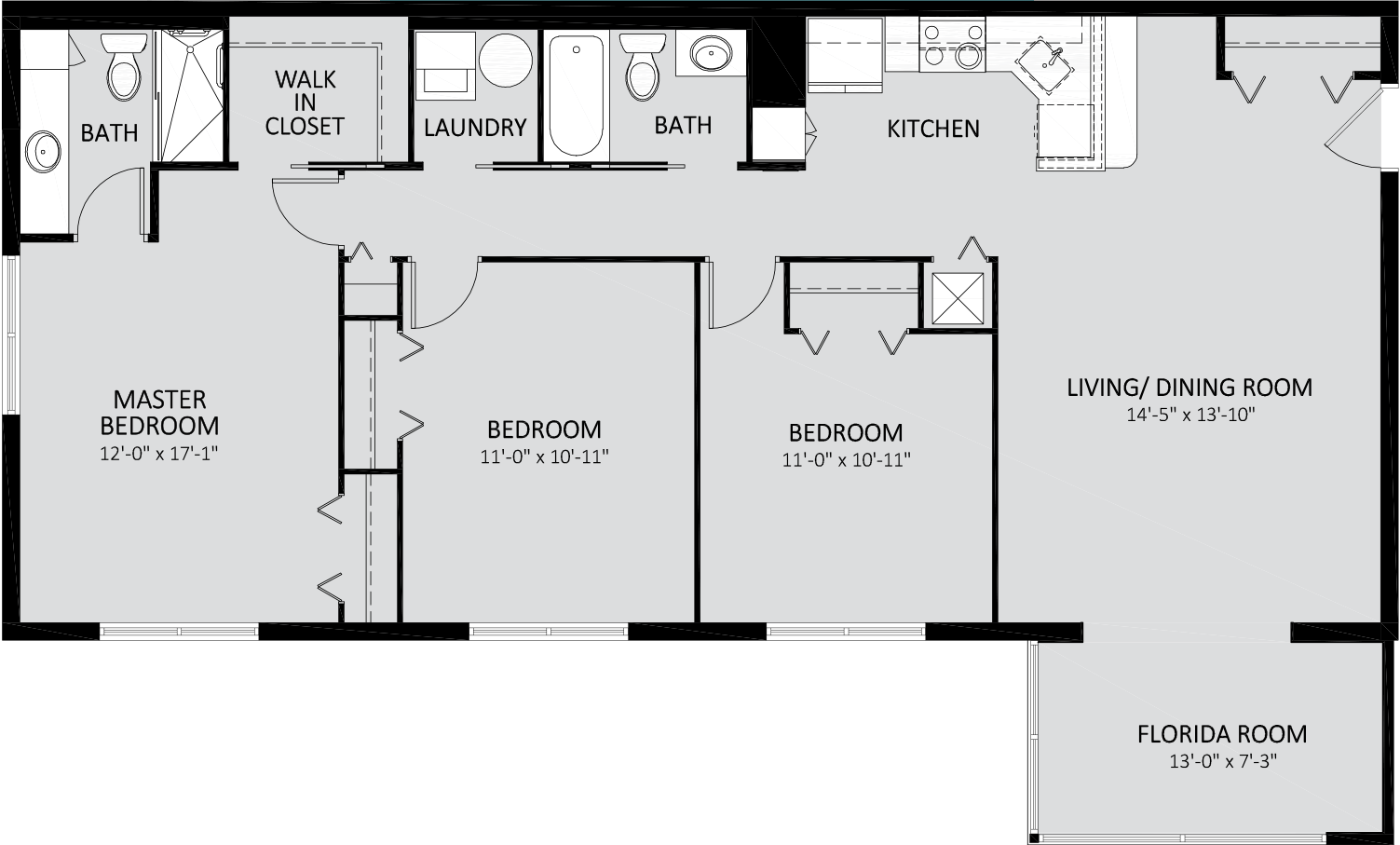 SAE Seashell Traditional Three Bedroom 1270 Sq Ft.png